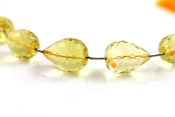 Chute naturelle vert facetté ovale pierres précieuses en or, 11 x 15-12x17mm, 1 brin complet, (GG/DRT/11 x 15-12 x 17)