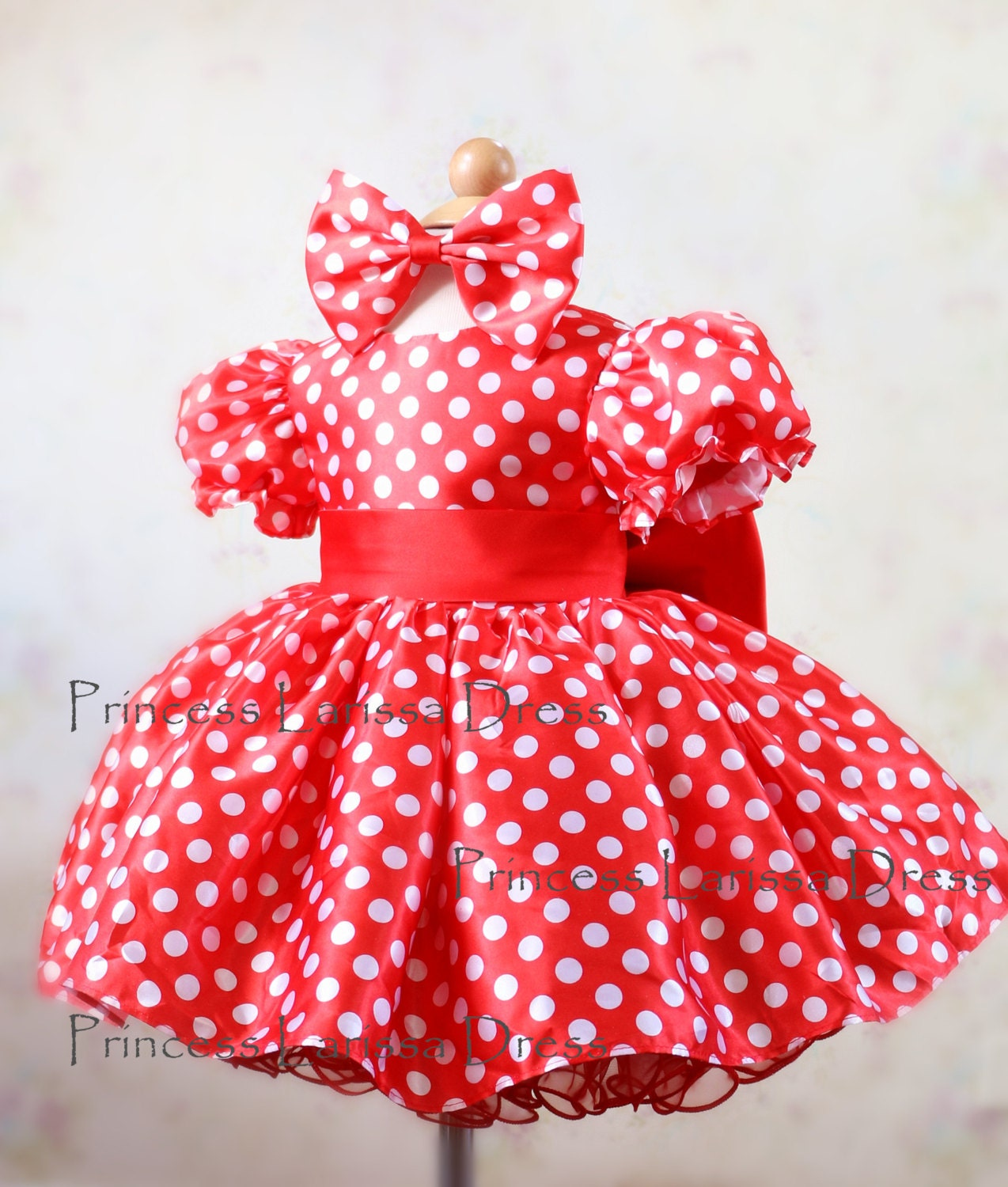 New Design/ Minnie Mouse Mickey Inspired Halloween Costume