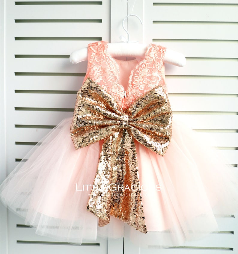 Toddler Pageant Dresses Gold