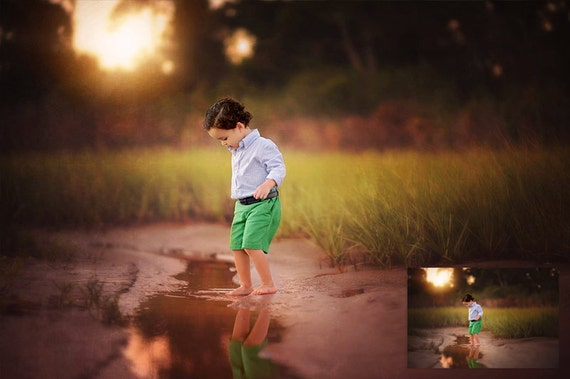 how to add a texture overlay in photoshop