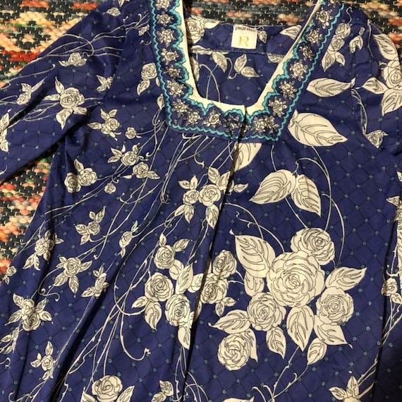 1960s Emilio Pucci for formfit psychedelic purple… - image 2