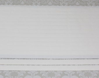 """Size 1""""(26""""W x 50""""L) Mr. Pleater Board.  Make perfect pleated skirts and pleated dresses in a quick and easy way."""