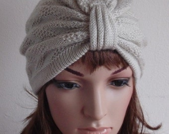 25f22fd9a42 Knitted turban