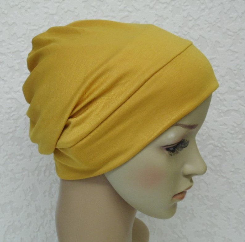 4e2ae59eb58 Chemo beanie bad hair day hat surgical cap viscose jersey