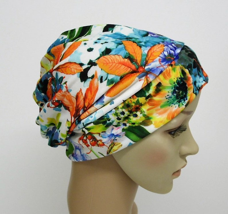 9feb4f165ae Summer beanie viscose jersey hat bad hair day hat chemo