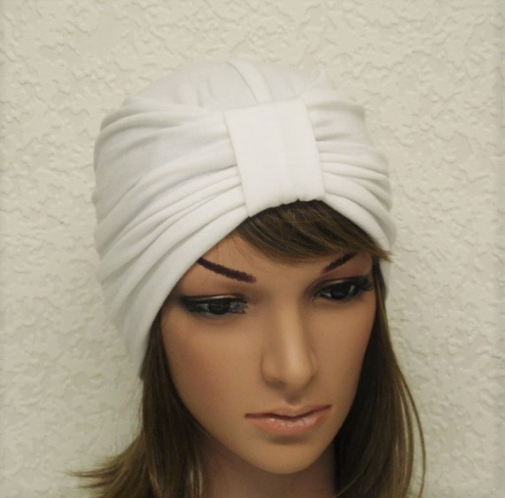 White turban hat women s turban full turban front  11038d88999