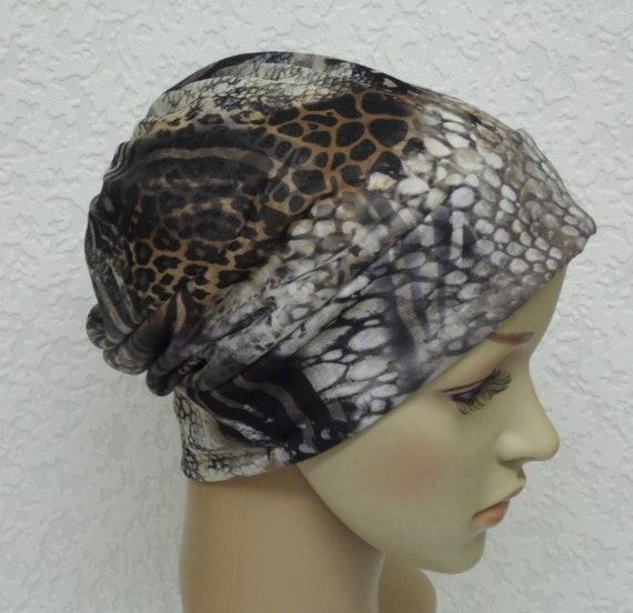 4358f005654 Chemo beanie bad hair day hat full head covering summer