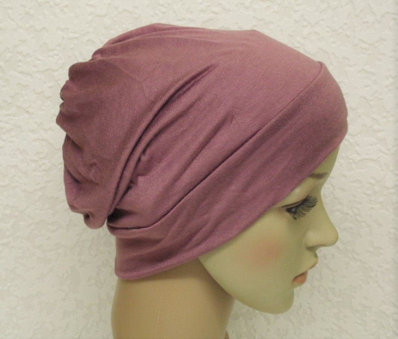 3d7b2565d90 Women s beanie stretchy hat chemo beanie for women