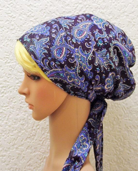 tichel foulard sur la t te des femmes snood de cheveux l gant charpe de jour de mauvais. Black Bedroom Furniture Sets. Home Design Ideas