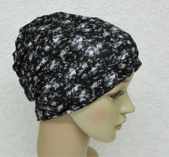 Women beanie chemo hat bad hair day hat summer chemo  4de6cb2d324