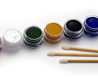 Natural Face Paints - Individual Colors