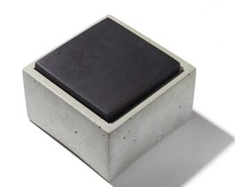 Concrete Box | Etsy