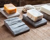 SLOPE - Concrete Soap Holder/ Dish