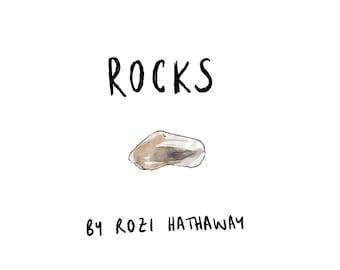 Rocks - Digital Comic Zine