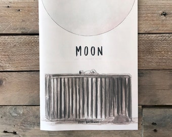 Moon - Short Mid-Autumn Newspaper Comic Story - 24 pages - 260x180mm