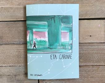 Eta Carinae - a short silent comic