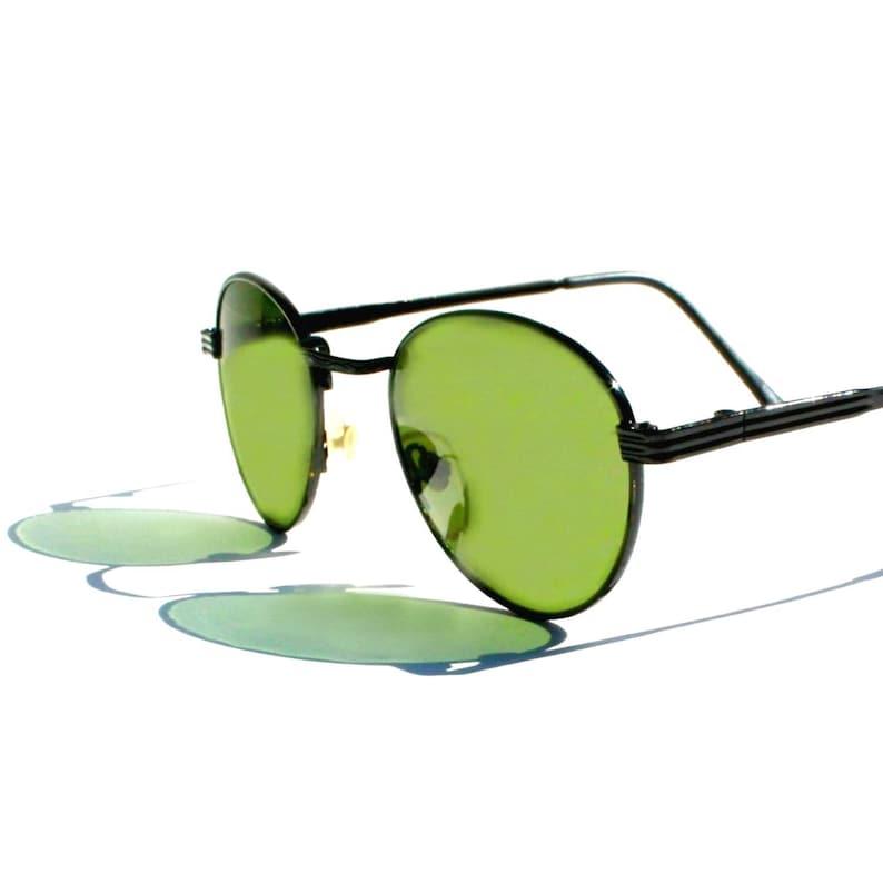 e54a376c2114 Round P3 Sunglasses   Mens Gatsby Glasses   John Lennon