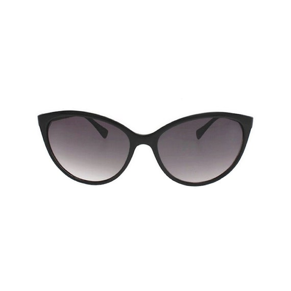 Vintage Cat Eye Sunglasses Deadstock Black Cateyes Cat Eye | Etsy