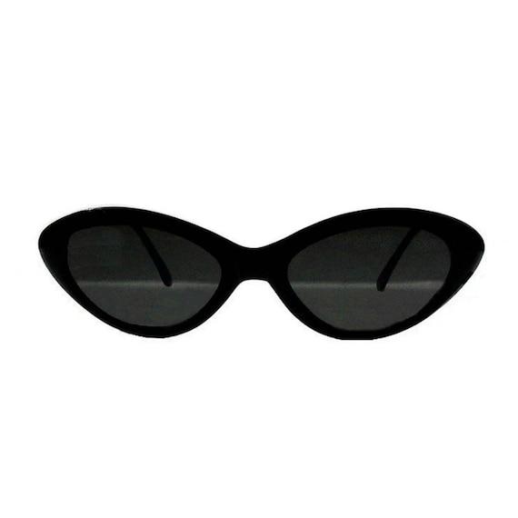 ff4874e84f Vintage Cat Eye Sunglasses Deadstock Rockabilly Cateyes 80s