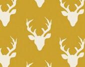 Deer Head Fabric Fat Quarter Hello Bear Art Gallery Fabrics Woven