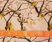 Pink Camo Fabric Fat Quarter Realtree Patt 10006 Sykel Fabrique Innovations