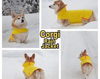 Corgi Rain Jacket