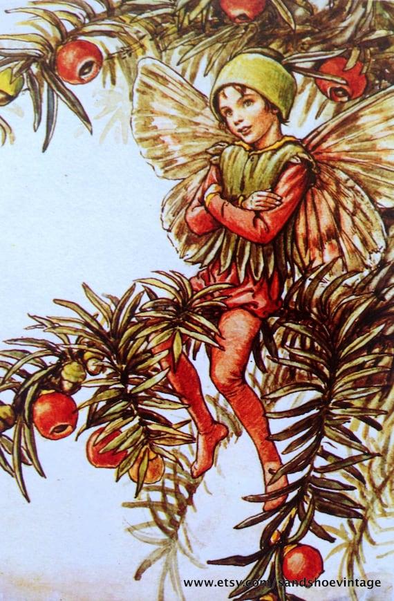 Resultado de imagen de elfo del tejo