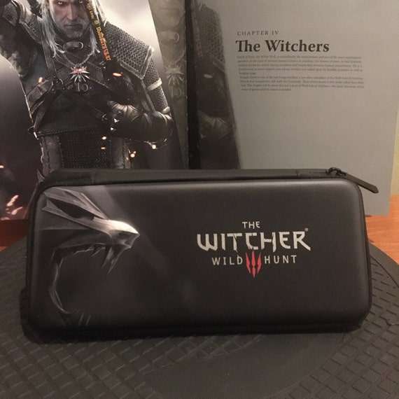 The Witcher 3 Stealth Case for Nintendo Switch