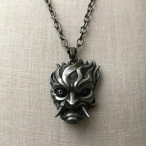 Cyberpunk 2077 Limited edition Samurai Pendant Necklace