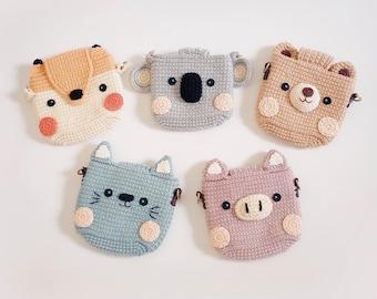 Crochet Fuji Instax Case   Cutie Animal   mini 90, 70, 40, 11, 25, 9, 8, polaroid camera