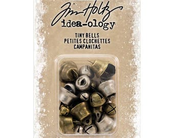 TINY BELLS  by TIM HOLtZ - #TH93658  New !!  - CHRiSTMAS & WiNTER SCENEs