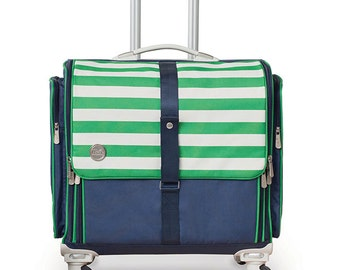 360 ROLLING CRAFT BAGs TOTEs - CRAFTERs Bag from American Crafts with FREE Matching TOTe !!