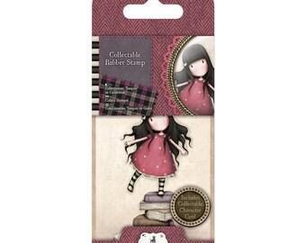 NEW HEIGHTS #2 GORJUSS - Santoro  #2 in a series of 20 Miniature GORJuSS GIRLs Stamps !!