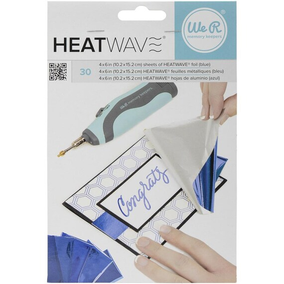 We R Memory Keepers WR662586 Heatwave Pen Tool Starter Kit NEW