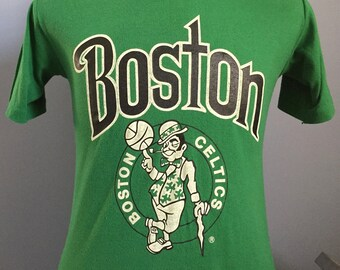 a54a8c64ffbb Items similar to Boston Celtics Retired Numbers Illustrated Art ...