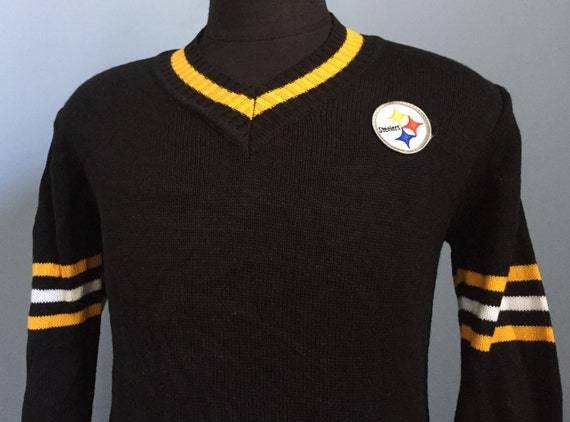 2cb322a86 70s 80s Vintage Pittsburgh Steelers nfl football long sleeved