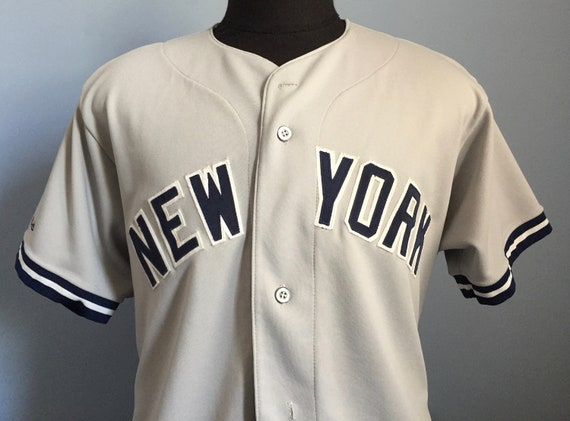 release date 94af7 132b1 shopping new york yankees away jersey 9a5a2 54910
