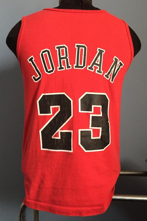 80s 90s Vintage Michael Jordan 23 Chicago Bulls nba  7b51efc64