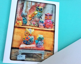 Greeting Card, blank note card