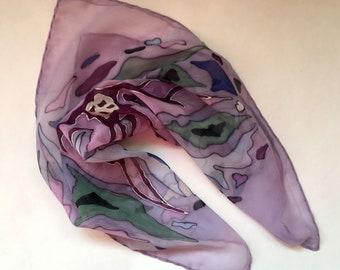 Artand Crafts On Silk