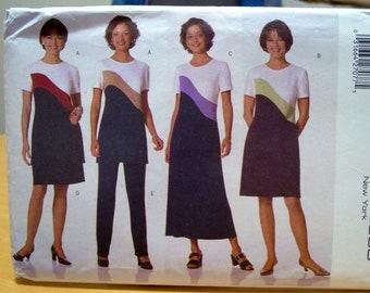 b980f5a8afab4 Butterick 5413 Donna Ricco designer plus size multi garment sewing pattern.  18 20 22 UNCUT