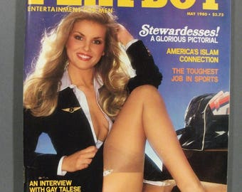 Playboy Magazine May 1980