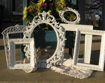 ornate picture frame etsy
