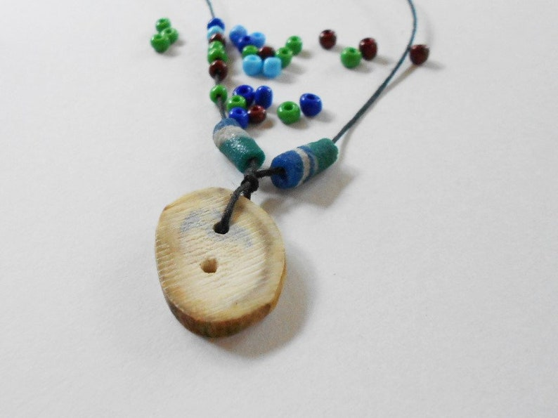 Antler Necklace Kit For Kids Native American Craft Scout Etsy