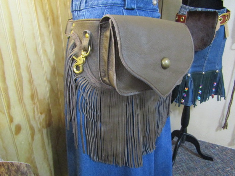 belt purse bag