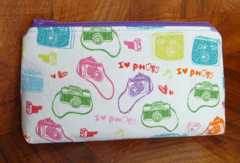 Camera Make Up Case/Gadget Pouch/Cosmetic Storage image 0