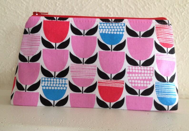 Buttercup Cosmetic Bag/Zipper Pouch image 0