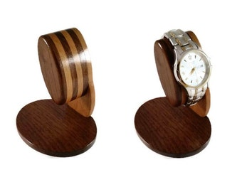 Custom Wood Smart Watch Stand