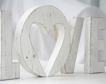 Scritta Love Legno Etsy