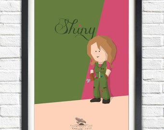 Firefly - Serenity - Kaywinnet Lee 'Kaylee' Frye - Jewel Staite - 19x13 Poster